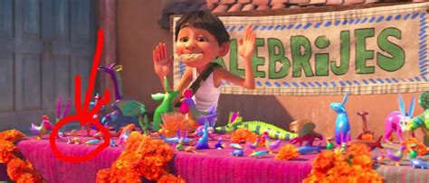 coco easter eggs new coco clip features two pixar easter eggs