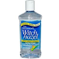 dickinson brands witch hazel for face body 16 fl oz