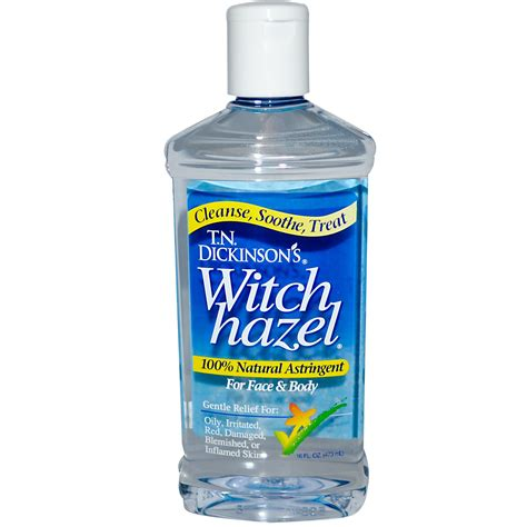dickinson brands witch hazel for face body 16 fl oz 473 ml iherb com