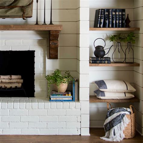 diy fireplace mantel shelf 21 tips to diy and decorate your fireplace mantel shelf