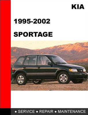 free service manuals online 2002 kia sportage engine control 1995 2002 kia sportage factory service repair manual servicemanualsrepair