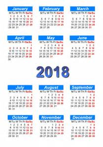Calendario 2018 Uk Calendar 2018 To Print And In Pdf Abc Calendar