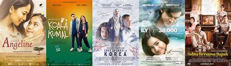 daftar film bioskop remaja indonesia daftar 5 film indonesia rilis tayang juli 2016 terbaru
