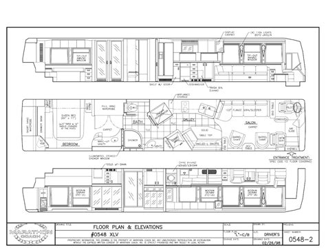 prevost floor plans 100 prevost rv floor plans foretravel realm fs6