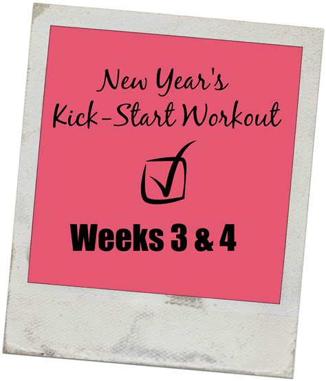 3 weeks to freedom kick start your kick in 21 days books new year s kick start workouts week 3 4 design diy