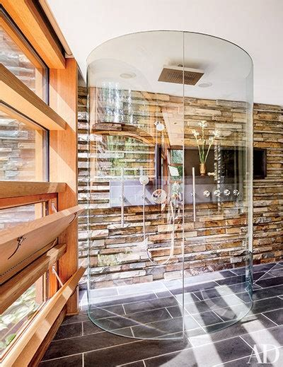 stunning showers   luxurious  tubs
