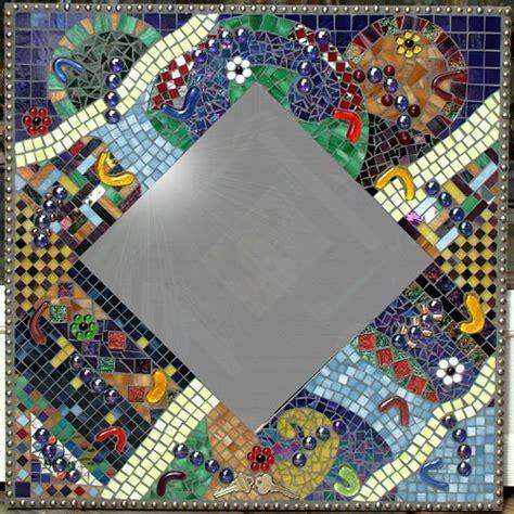 mosaik spiegel mosaic mirror flickr photo
