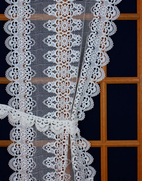 Macrame Lace Curtains Lace Curtain