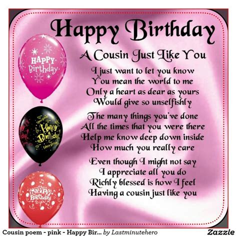 Happy Birthday To My Cousin Quotes 25 Best Ideas About Happy Birthday Cousin On Pinterest