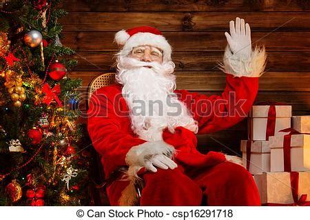 imagenes de santa claus sentado stock de fotograf 237 a de alrededor regalo sentado de