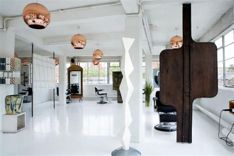 Fourth Floor Hairdressers tom dixon lighting a design icon in the