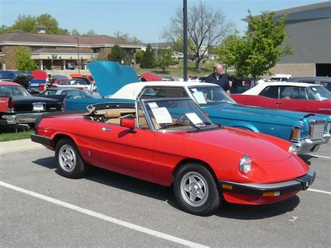 1984 Alfa Romeo Spider by 1984 Alfa Romeo Spider Information And Photos Momentcar