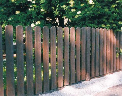 recinzioni in pvc per giardini recinzioni in plastica riciclata per giardini preco system
