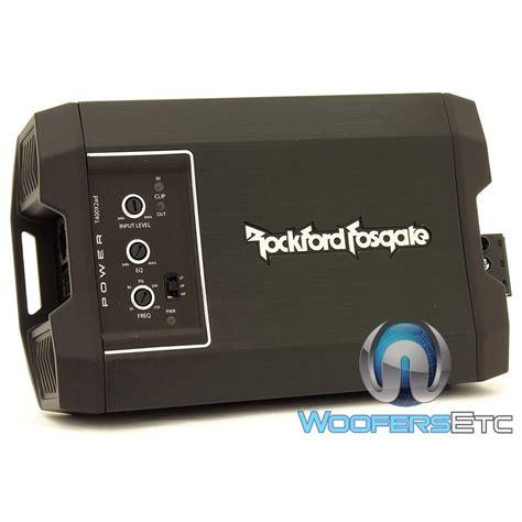 Power Lifier 400 Watt rockford fosgate t400x2ad power 2 channel 400 watts rms compact lifier