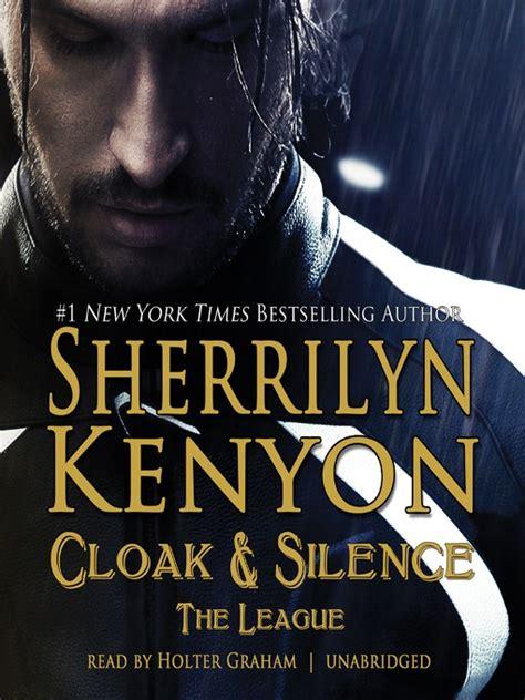 Series 10 Buku Sherrilyn Kenyon cloak silence ontario library service centre