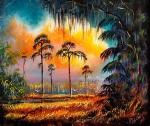 Florida Cool works on exhibit and for sale at the cool art show cool art show