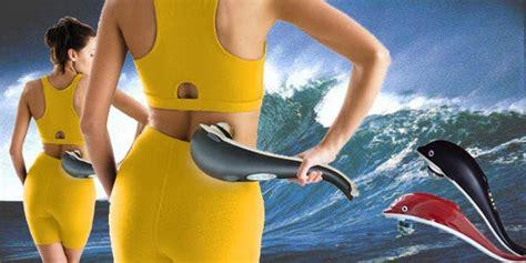 Alat Pijat Getar Dolphin alat pijat dolphin massager infrared