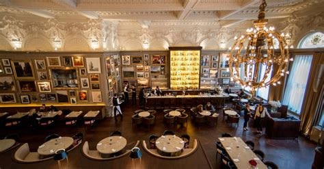 Restaurant Dining Room Design berners tavern try not saying wow thecriticalcouple