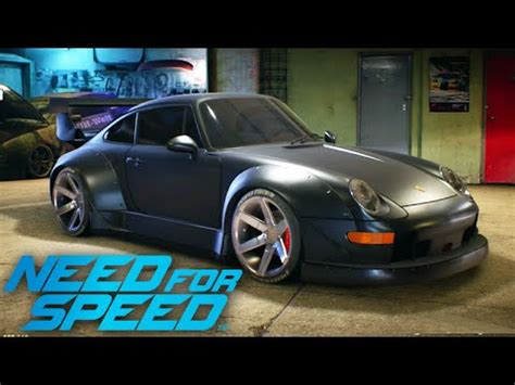 porsche nfs 2015 need for speed 2015 porsche 911 carro novo 09