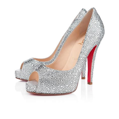 louboutin shoes christian louboutin bridal shoes 2013 instyle fashion one