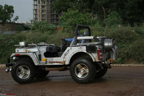open jeep modified dabwali dabwali jeeps page 3 team bhp