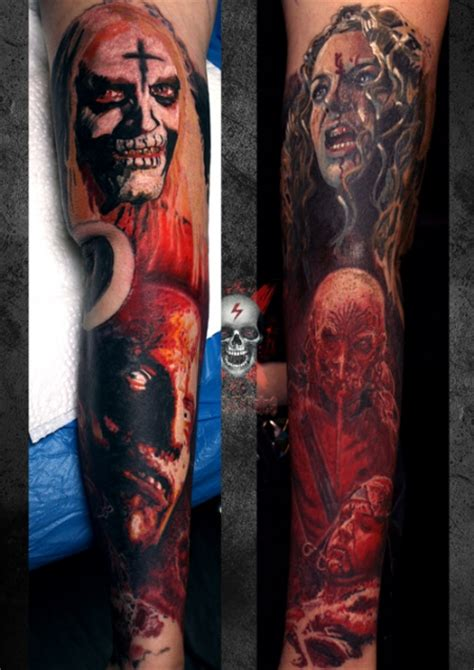 house of tattoo skinelectrics house of the 1000 corpses tattoos von tattoo bewertung de