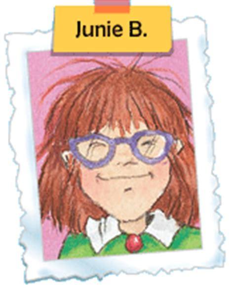 junie b jones random house junie b jones characters