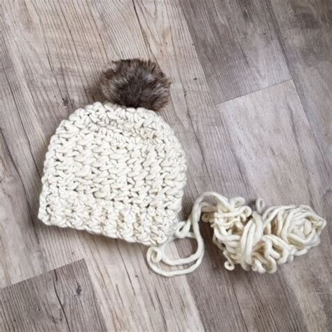 hat pattern chunky yarn free pattern quick and chunky crochet hat to work up for