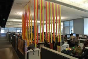 office birthday decorations on rachael edwards