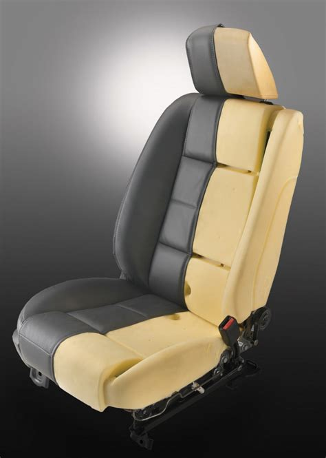 auto seat upholstery foam ford to complement soy car seats with coconut composite