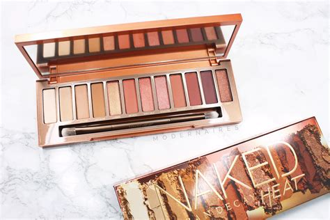 Decay Heat Palette swatches decay heat palette heat