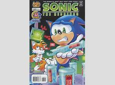 Sonic the Hedgehog (1993 Archie) comic books Knuckles Game