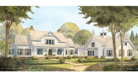 house designs and plans modern farmhouse designs house plans southern living