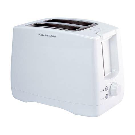 Toaster Kitchenaid Shop Kitchenaid 2 Slice Toaster White At Lowes