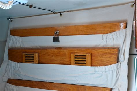 board boat sailboat hatch board storage projects for sailboat interiors in