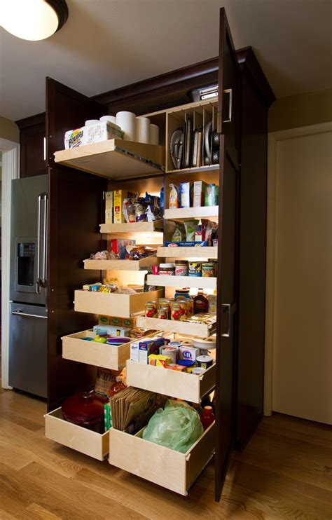 pull out kitchen storage ideas best 25 custom pantry ideas on pantry ideas