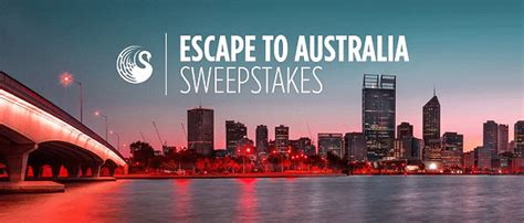 Sweepstakes Australia - apmex the 7th annual escape to australia sweepstakes