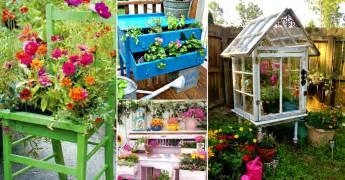 reciclar muebles ideas 13 ideas geniales para reciclar muebles para hogar y jard 237 n
