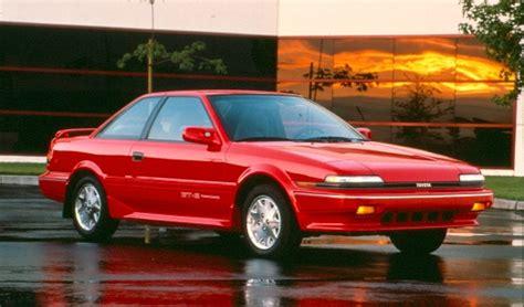 1988 Toyota Corolla Gts 1988 1992 Toyota Corolla Sixth 6th Generation Toyota
