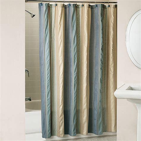 seersucker shower curtain seersucker shower curtain with bonus hooks blue bath