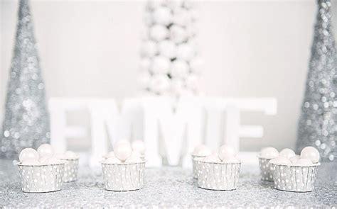 winter wonderland dessert table guest feature celebrations  home