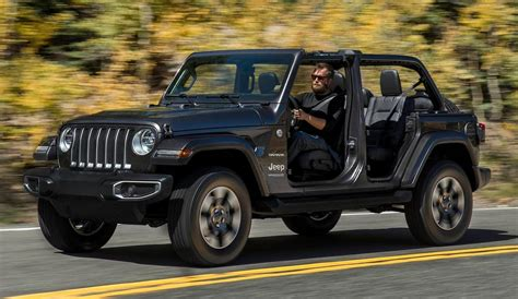 turbo jeep wrangler 2018 jeep wrangler goes turbo in los angeles