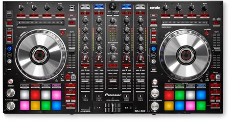 dj console pioneer firmware or software for ddj sx2 pioneer dj