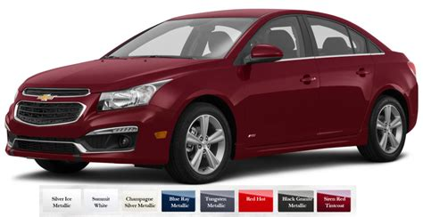2016 chevy cruze limited color choices hodge chevrolet