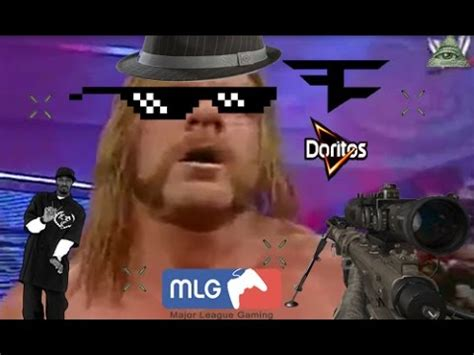 Mlg Meme - wwe mlg meme montage youtube