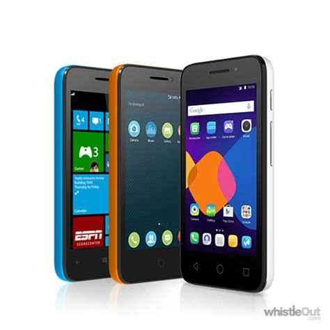 Hp Alcatel One Touch Bekas alcatel onetouch pixi 3 4 0 compare plans deals prices whistleout
