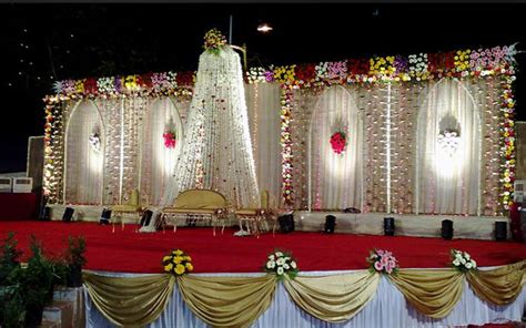 indian wedding reception stage decoration ideas a wedding planner indian wedding stage decorations and