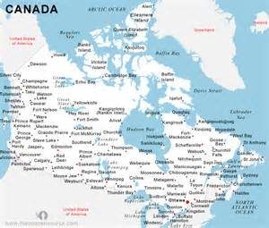 map of canada and its cities free canada cities map cities map of canada open source