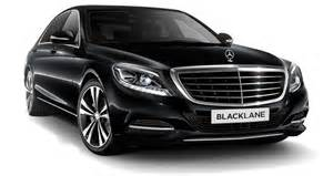 blacklane your professional driver