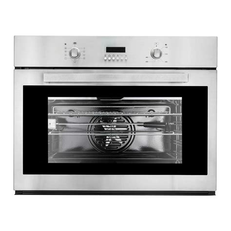 Oven Cosmos cosmo 30 in 2 8 cu ft single electric wall oven with